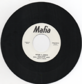 Earl Flute & H. Andy - Peter & Judas / Theme From The LP Satan Side (Mafia/Dub Store) 7""